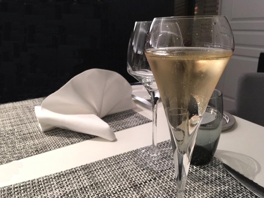 Champagne Glass, La Champagne, Reims, Marne,France, paris day trip