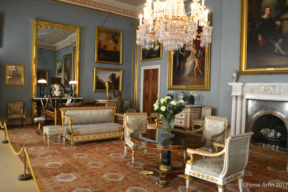Drawing Room at Attingham Park