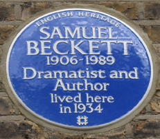 London Blue Plaques Chelsea Walk