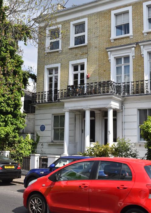 1 Gunther Grove, London