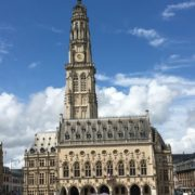 The Beffroi - The Medieval Town Hall, rebuilt after both World Wars. ©Ferne Arfin