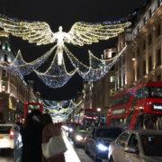 Christmas Lights on Regent Street, #christmas-in-london, #christmasinlondon, #alternativechristmas, #londonmuseums #thingstodoinDecember #christmas #regentstreet