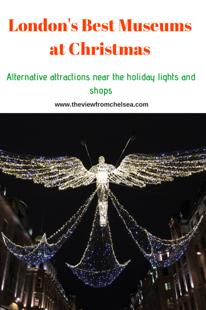Christmas Angel on Regent Street #christmas #christmas-angel #christmas-lights #london-christmas #england #english-christmas