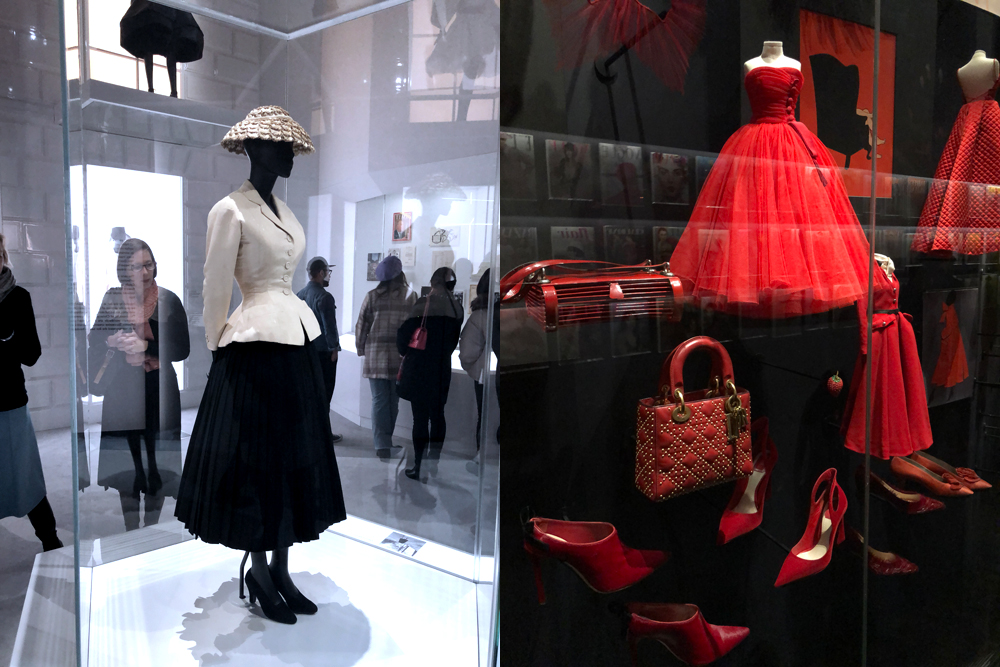 Dior Exhibition at the V&A
