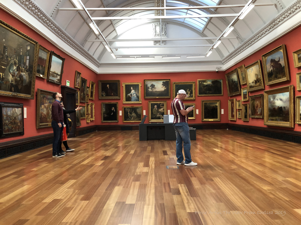 The Victorian Gallery at the McManus