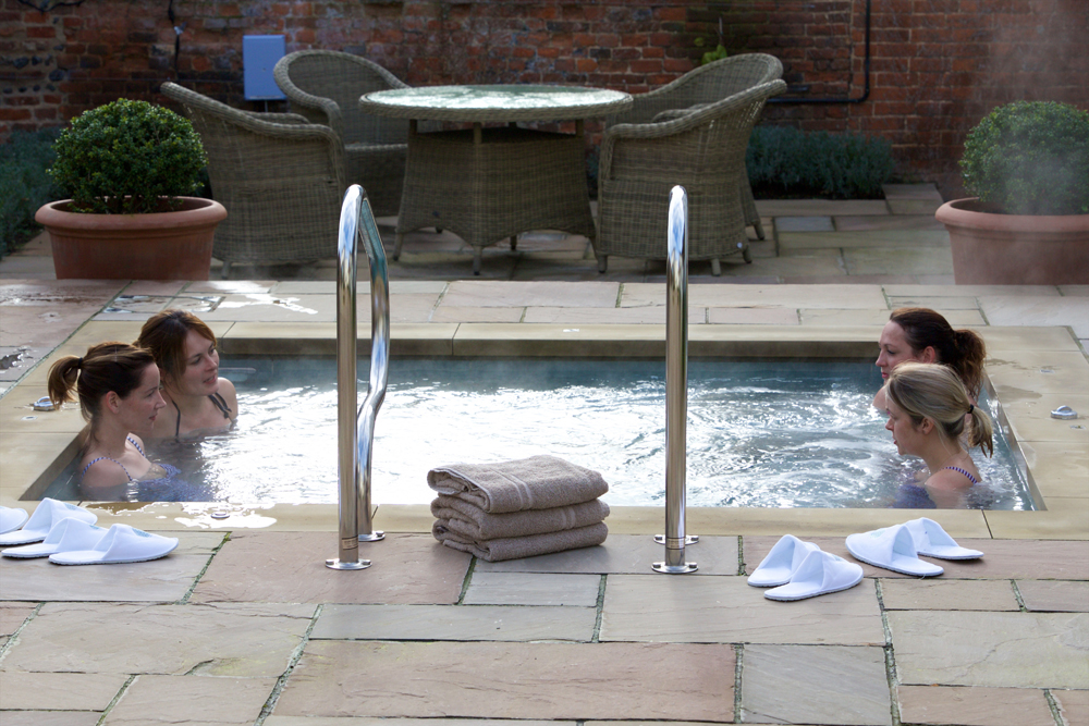The Spa at the Swan at Lavenham