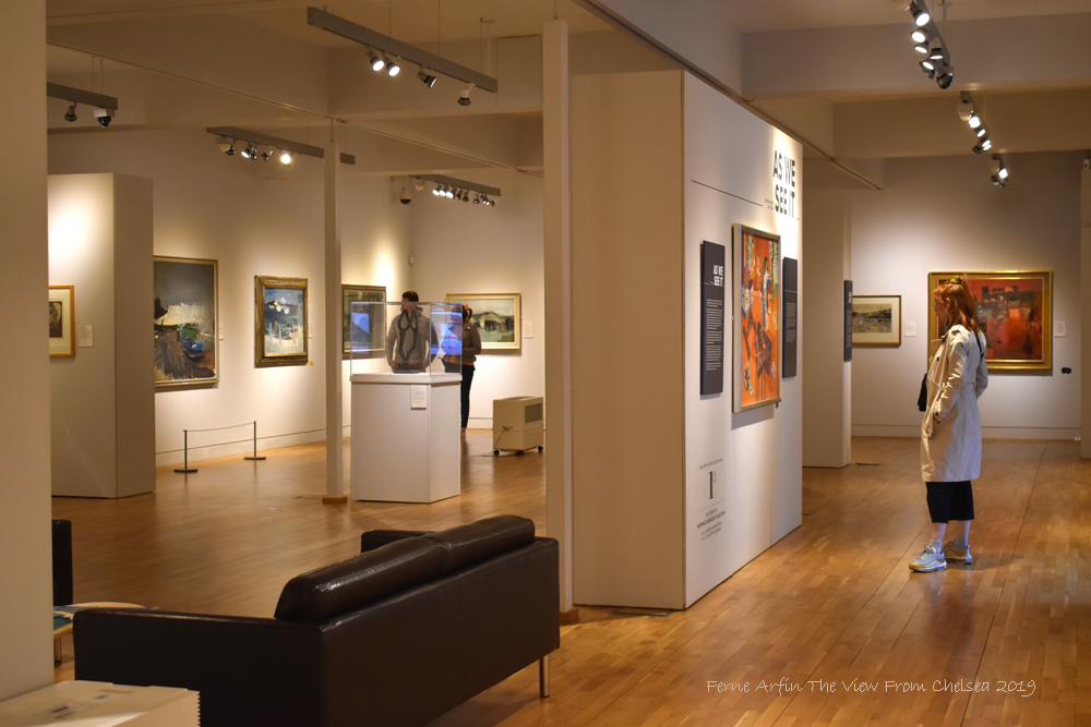 The Mcmanus art galleries