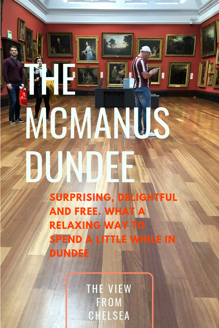 Dundee poster for pinterest