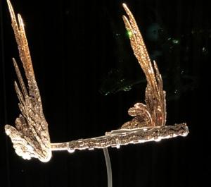 Winged Diamond Tiara