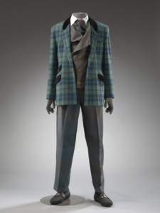 Vivienne Westwood Tartan Suit