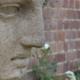 statue in italian garden
