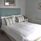 Double room at Pedn Olva, #england #st_ives #cornwall #cornish