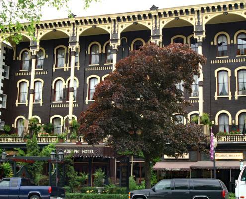 Adelphi Hotel, Saratoga Springs