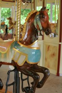 Marcus Illions Carousel
