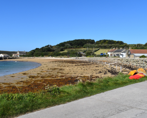 Isles of Scilly, Duchy of Cornwall, Tresco, England, UK