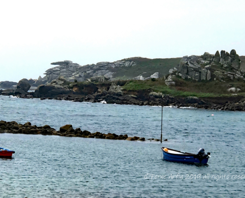Wild Rocks, St Mary's. Scilly, Visit Scilly