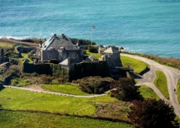 Elizabethan fort, Isles of Scilly, Star Castle Hotel, Duchy of Cornwall, England, UK