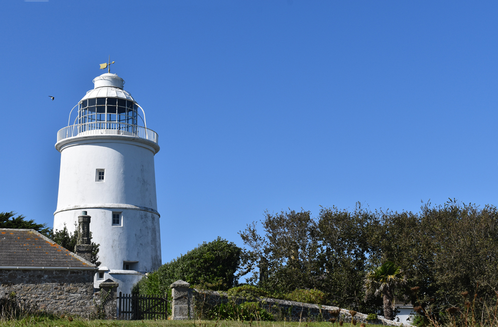 Lighthouse, #Isles of Scilly, #Scilly Isles, #UK, #England, #Cornwall, #Duchy of Cornwall,