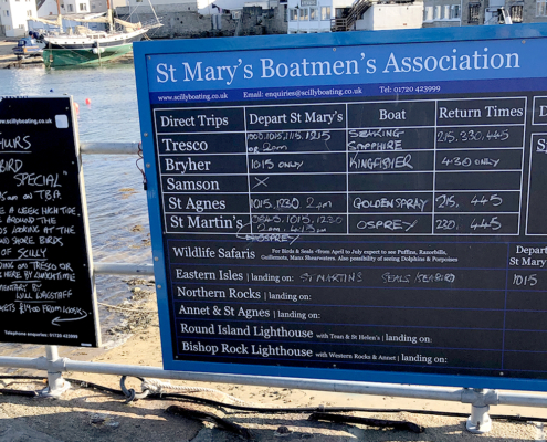 St Mary's Boatmen, St Mary's . Isles of Scilly, Visit Scilly