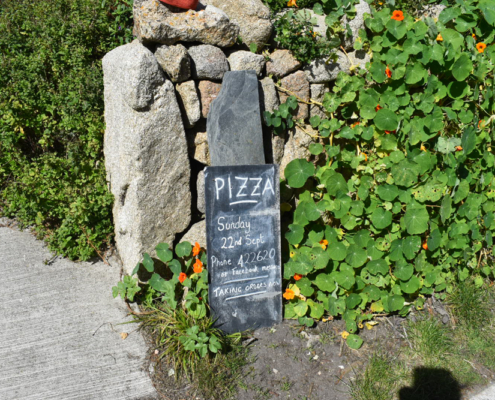 Pizza, st Agnes, casual lifestyle, Visit Isles of Scilly