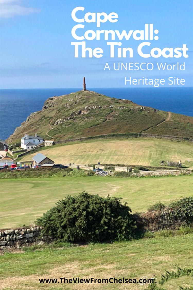 Cape Cornwall, Cornish Tin Coast, UNESCO World Heritage, West Cornwall, England, UK
