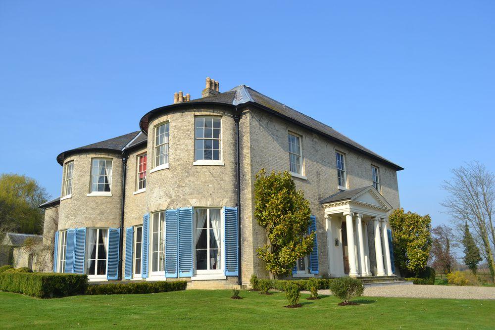 Cavendish Hall, self-catering, vacation rental, regency country house, georgian house, landmark trust, suffolk, east anglia, england, UK