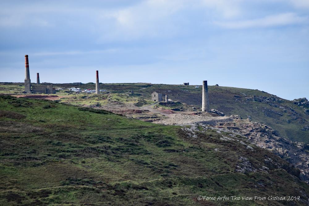 tin mine, cornwall, Tin Coast, UNESCO World Heritage Sites, England, Southwest england, UK