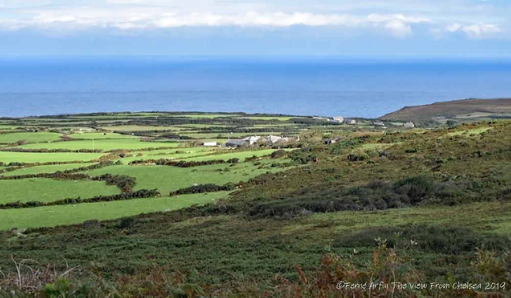 West Cornwall, World Heritage Sites, Tin Coast, A3306, Cornwall, England, UK
