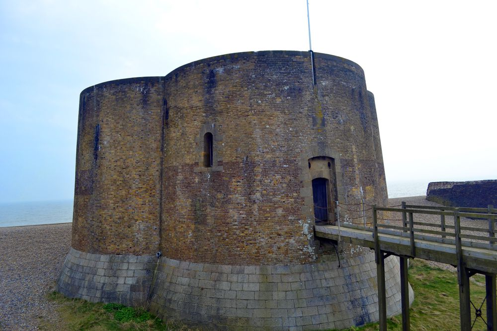 Martello Tower in Aldeburgh