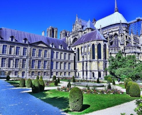 Palais du Tau, Reims, France