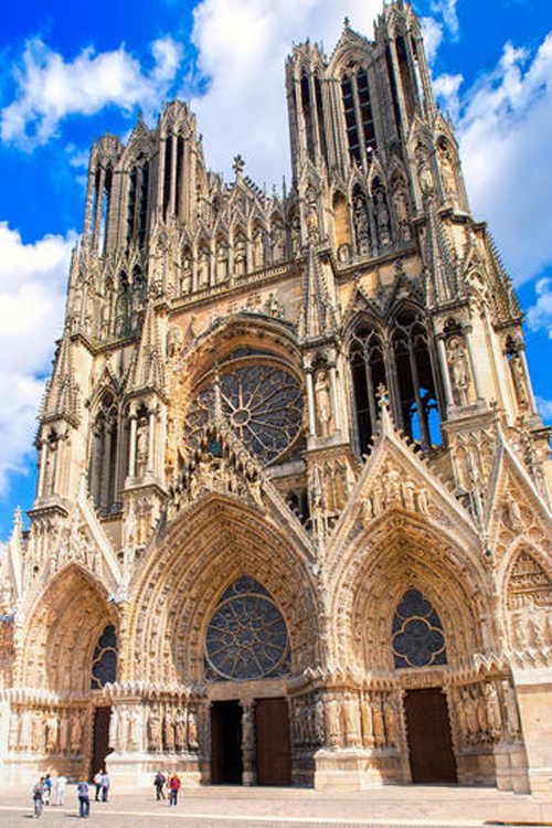 Reims Cathedral tours, Viator