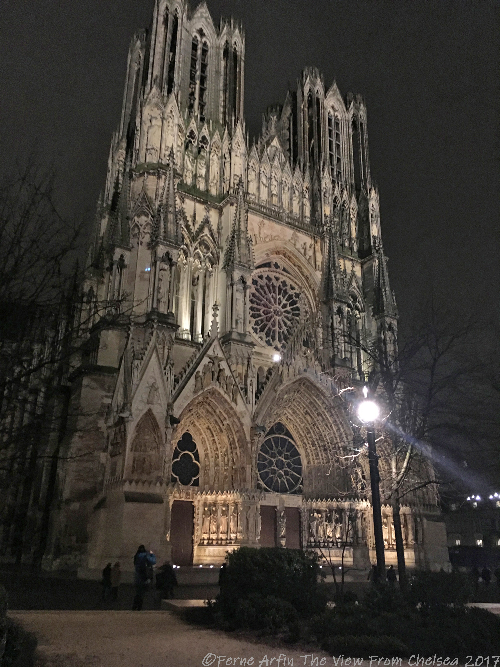 Reims Cathedral, Our lady of Reims, Notre Dame de Reims, Gothic masterpiece, Gothic Cathedral, Marne, France