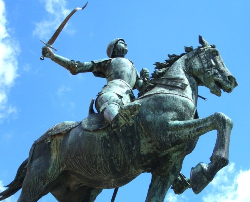 Joan of Arc, Jean d'Arc