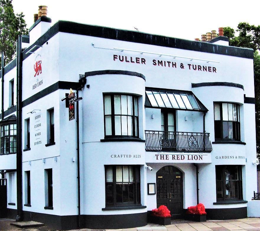 Barnes London Pub