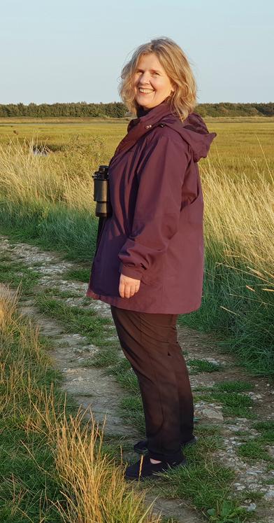 Kat Burrington , west sussex walk
