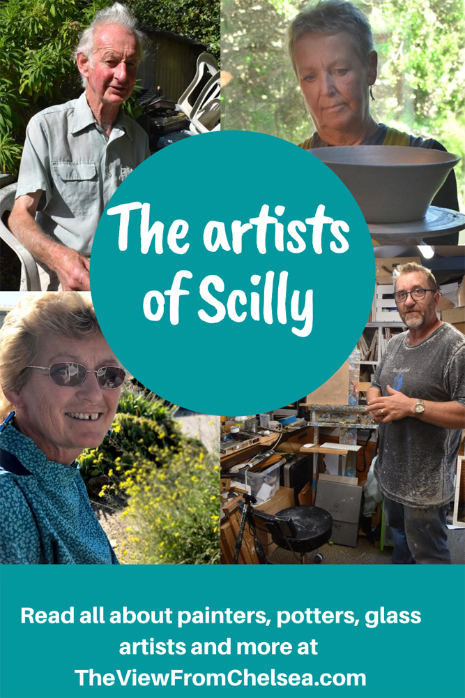 Scilly artists pinterest 2