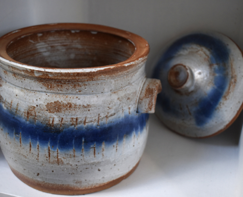Ceramics, pottery, artists of Scilly, Scilly artists