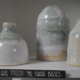 Vases, ceramics, Lou Simmonds, Scilly artists, artists of scilly