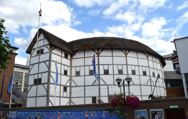 Shakespeares globe, globe theatre, london, england, UK, london attractions