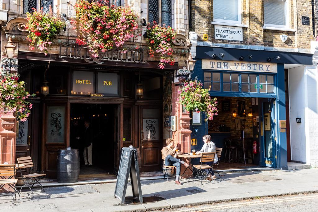 London Pub, England, Pub hotels, stay in a pub