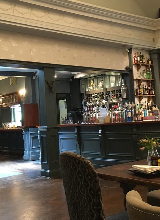 Traditional pub, South London, England, UK