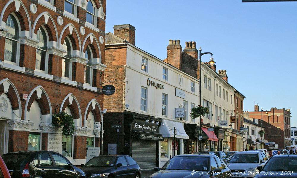 Birmingham Shopping, Jewellery Quarter, custom made Jewellery