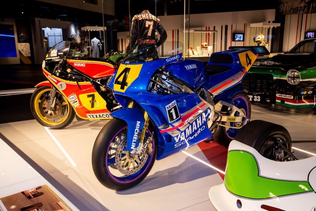 Iconic MotoGP at Silverstone