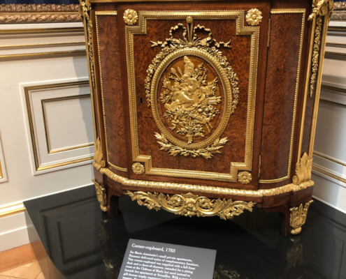 The Wallace Collection, Marie-Antoinette's cupboard