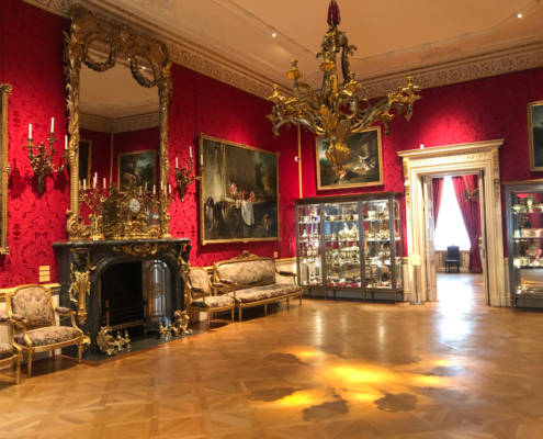 Wallace Collection in London, Back State Room