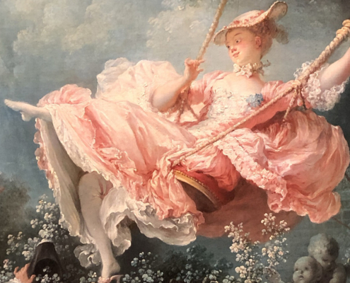 18th century painting, Fragonard, Wallace Collection London