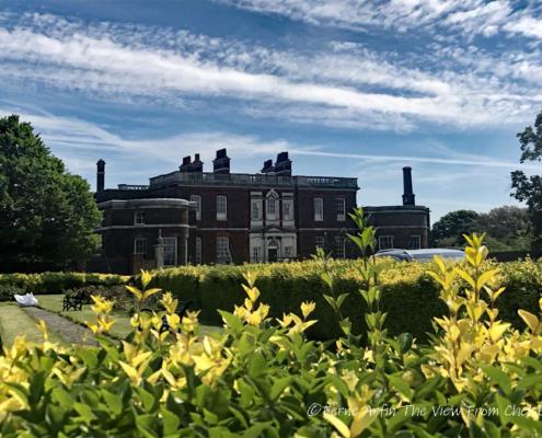 Ranger's House Greenwich Park, London, Bridgerton