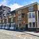 Pilot , greenwich peninsula, london, england, pub, landmark pub, historic pub, time machine