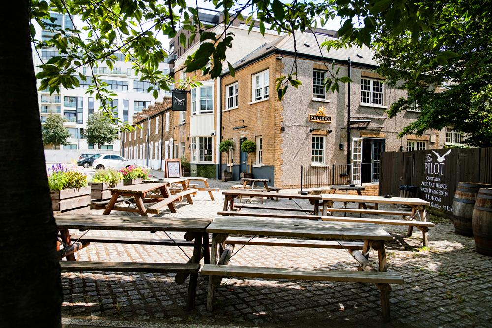 East Greenwich, pub, pilot inn, london, england, 18th century pub, 19th century pub